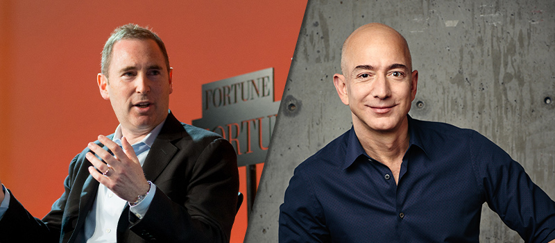 What you need to know about new Amazon CEO Andy Jassy