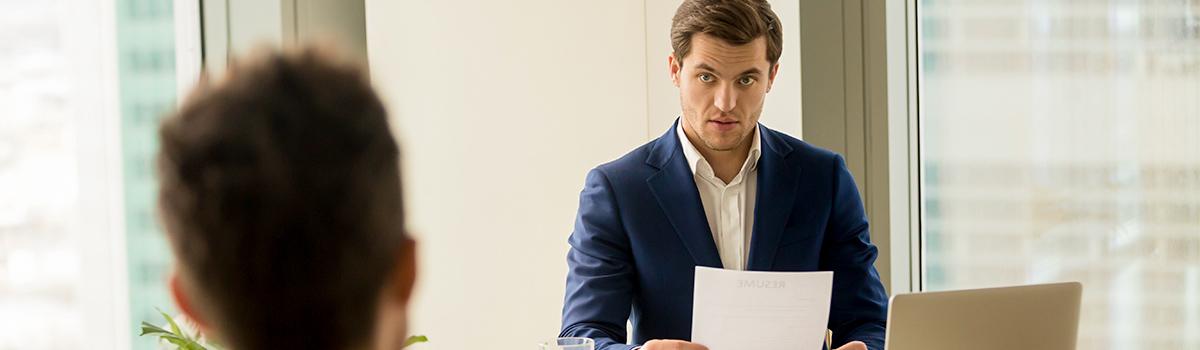 Recruiters confess nightmare interviews