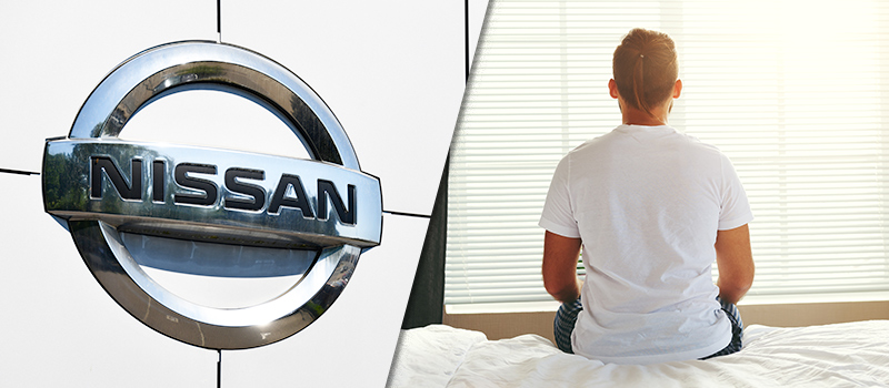 Nissan workers 'faked isolation alerts' to get time off