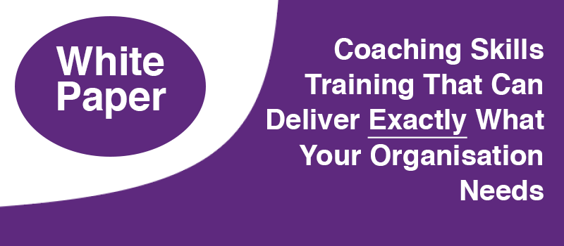 How to Find Coaching Skills Training That Delivers Exactly What Your Organisation Needs