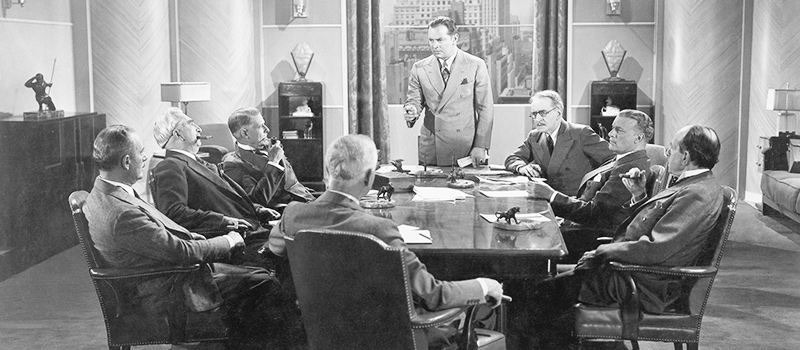 'Closed and clubby' world of Boardroom recruitment needs modernising