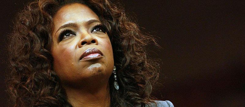 Golden Globes: Oprah Winfrey slams sexual harassment culture
