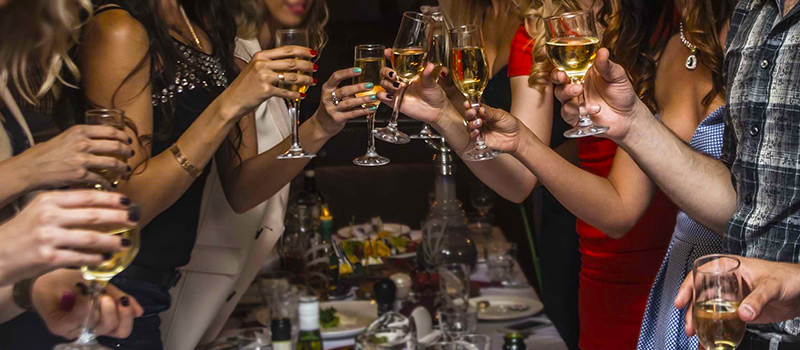 60% of workers pay for their own office Christmas party
