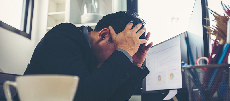 7 in 10 employers observe presenteeism at work