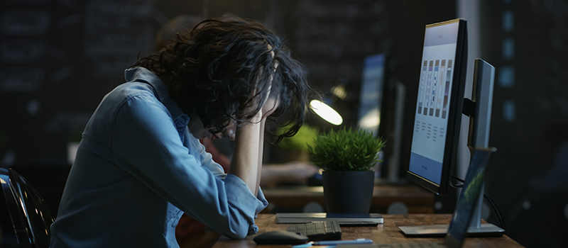 4.3million professionals unhappy at work