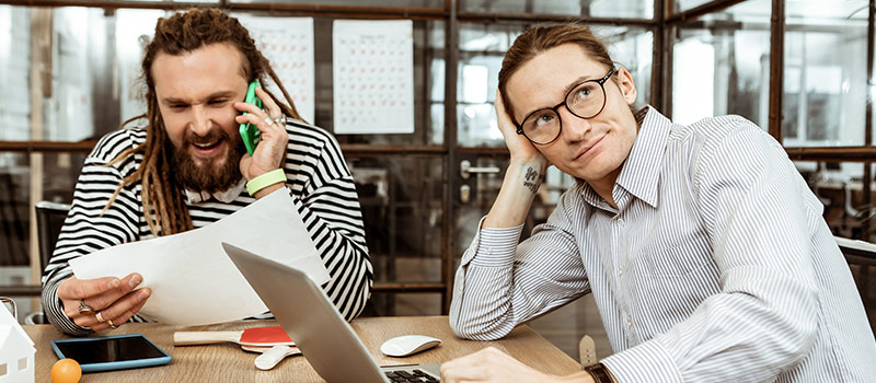 5 colleague traits that are really irritating