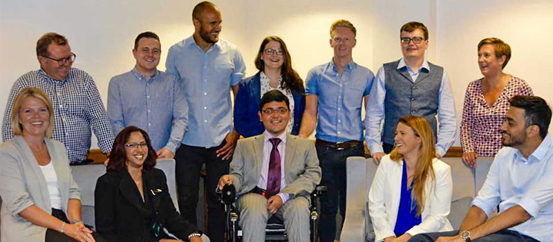 Paralympian sets up rec firm to bridge disability employment gap