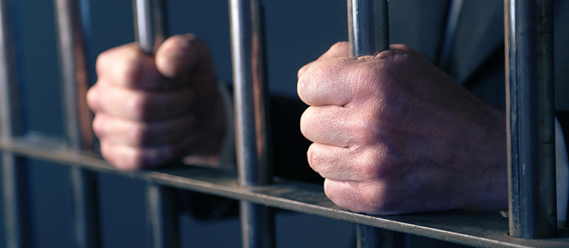 Pension fund mismanagement leads to jail time