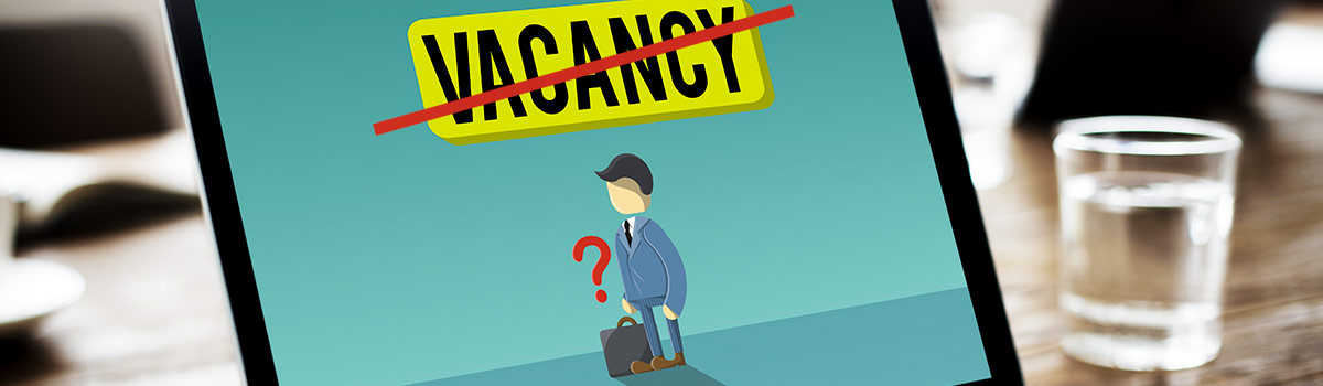 Record low confidence slowing hiring plans