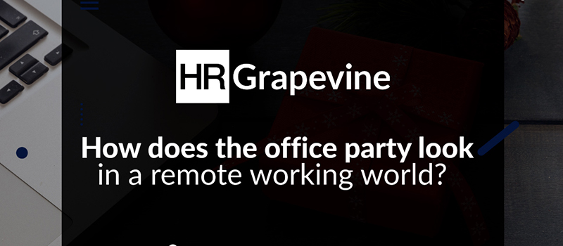 How might the office Christmas party look in a remote world?
