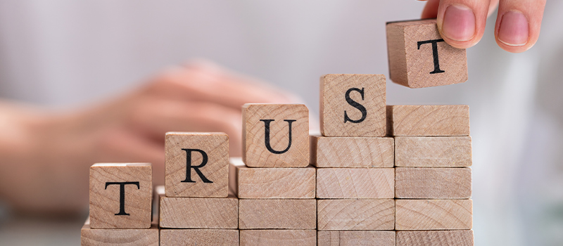 How to build trust with your teams
