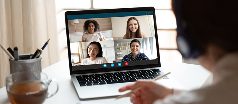 How can HR promote D&I in a remote working world?