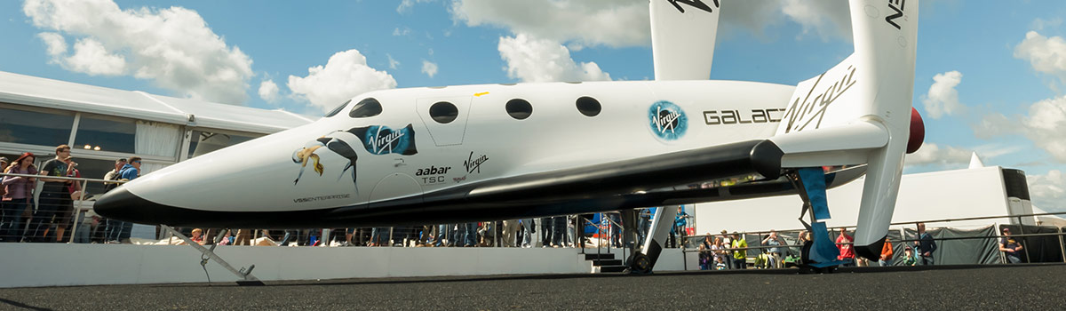 Richard Branson's space company takes flight