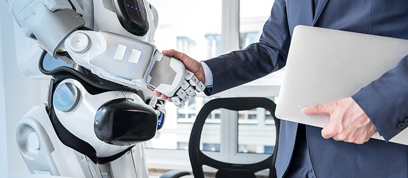 1/3 workers think robots are better decision-makers than their bosses