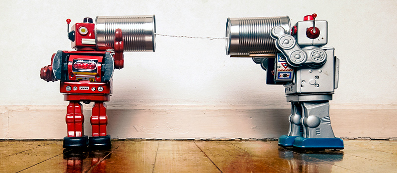 1 in 10 want robots to crackdown on office chat