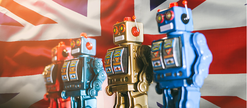 Employers plan to fight Brexit by hiring robots