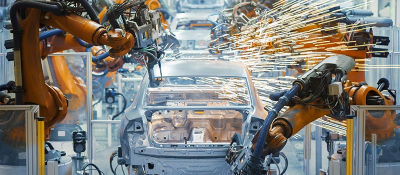 Robots will take 20million manufacturing jobs