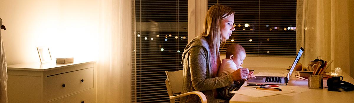 Amber Rudd backs job site for parents