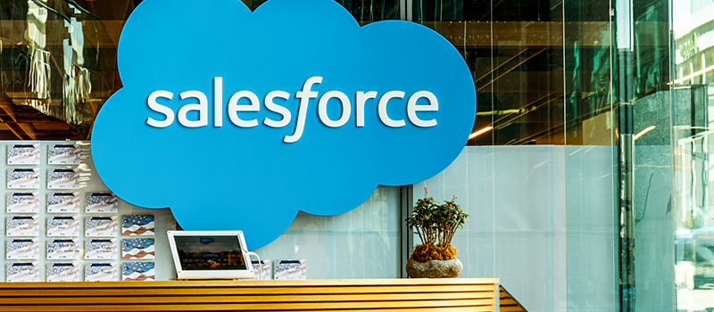 Salesforce claims '9-to-5 workday is dead'