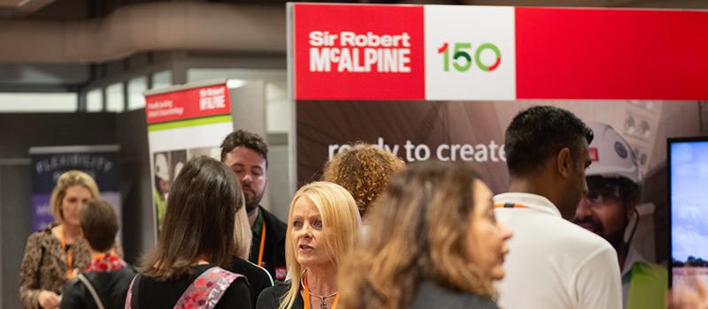 Sir Robert McAlpine HRD talks D&I and heritage