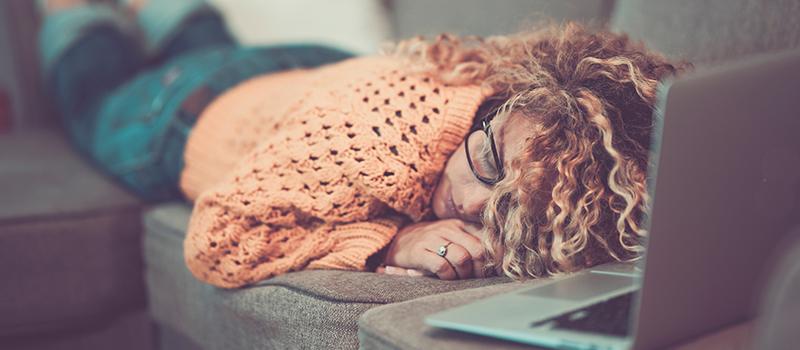 1 in 5 employees sleep on the job
