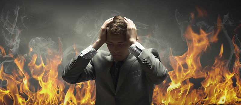 Almost three-quarters of SME leaders are inches away from burnout - are you?