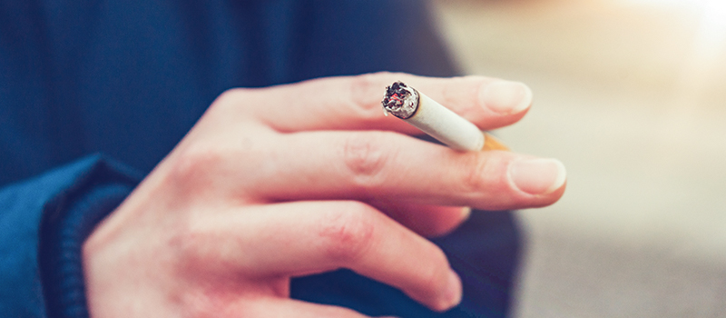Is smoking culture a pressing issue in your workplace?