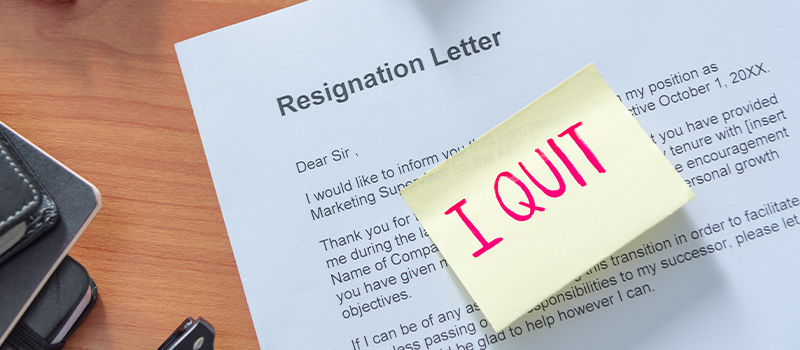 Why are so many workers quitting right now?