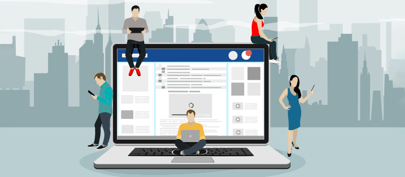 Is social media the new CV?