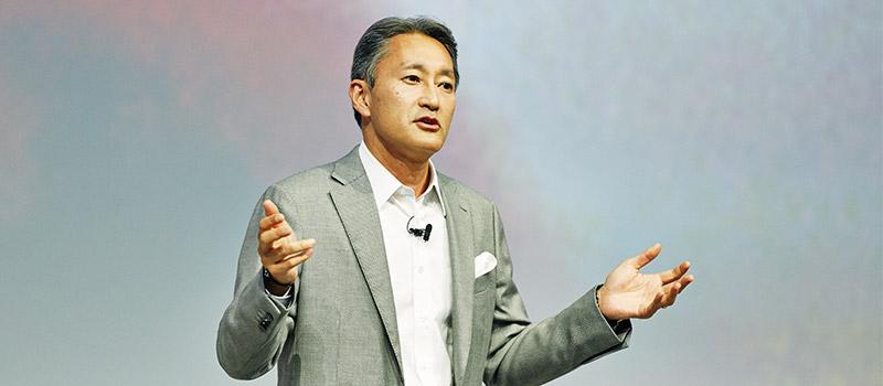 Sony CEO Kaz Hirai to step down