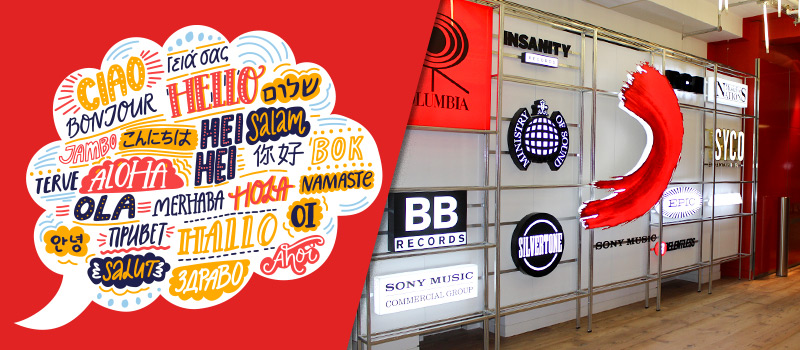 The inside scoop on Sony Music's 'Language Exchange Programme'