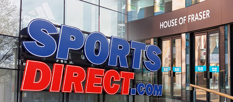 Sports Direct & House of Fraser 'pressure' staff to work