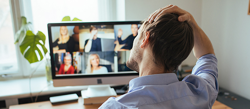 Staff are being sacked over video call mistakes - here's why