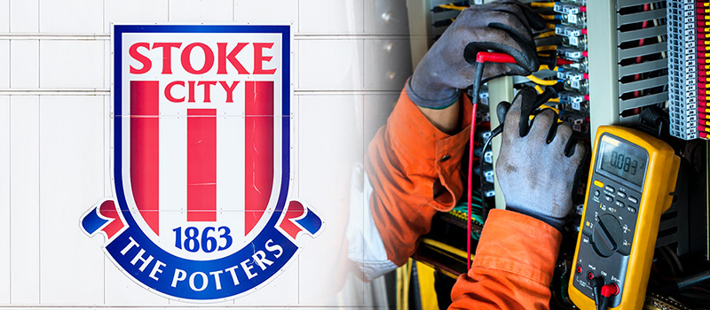Stoke City FC score own goal with job advert for 'Sparky'
