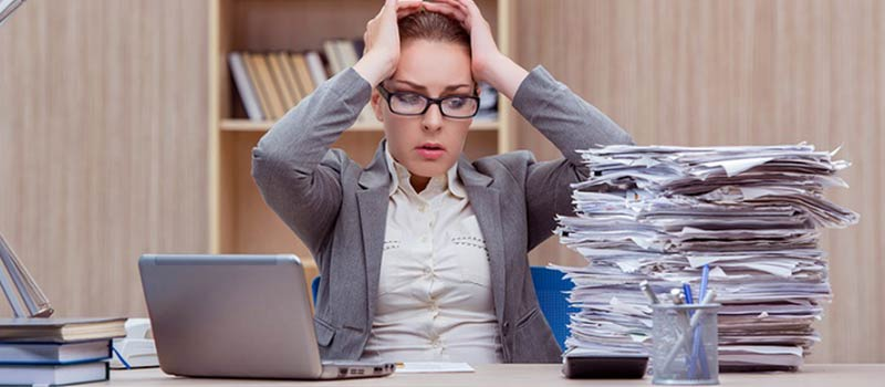 How are you helping stressed employees?