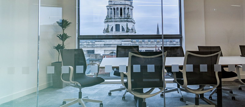 Inside Distinct Recruitment & their swanky new offices
