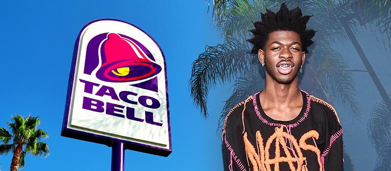 Why Taco Bell hiring Lil Nas X as 'Chief Impact Officer' may be a genius move