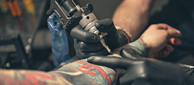 BAD INK: New study reveals what recruiters really feel about body art