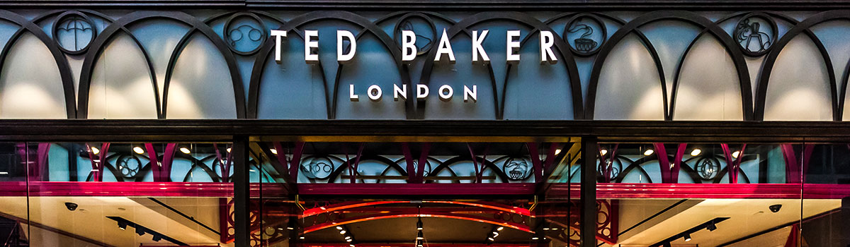 Ted Baker bosses quit amid profit uncertainty