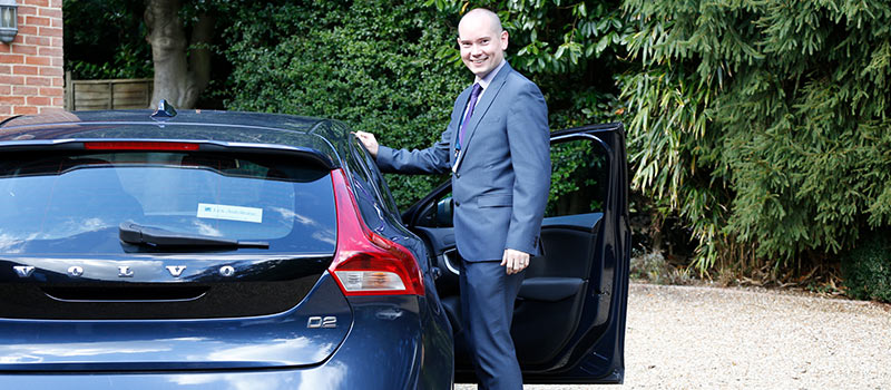 The Outside Clinic goes solus with Volvo Car UK