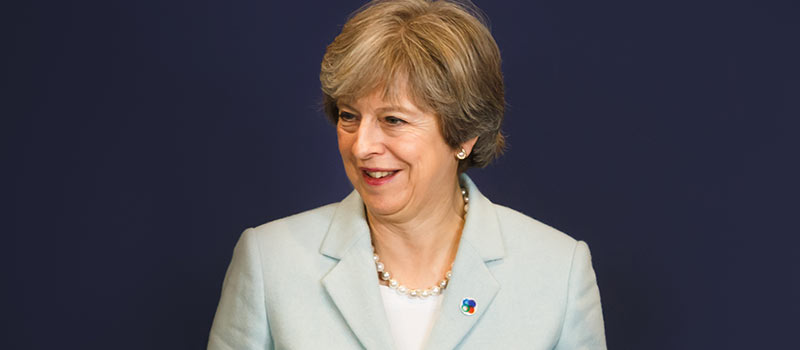 How did Theresa May's cabinet reshuffle go?