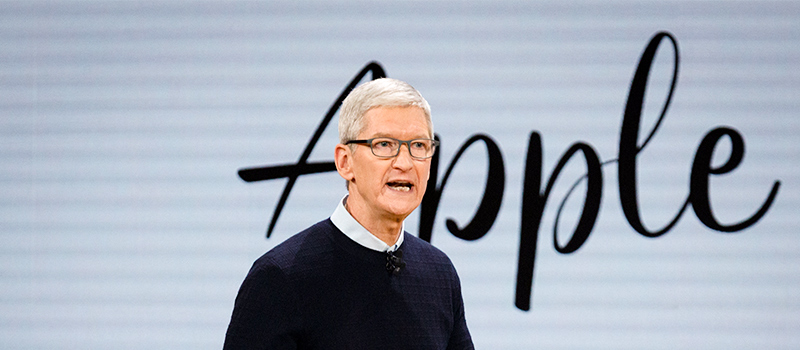 Tim Cook on how to handle your critics