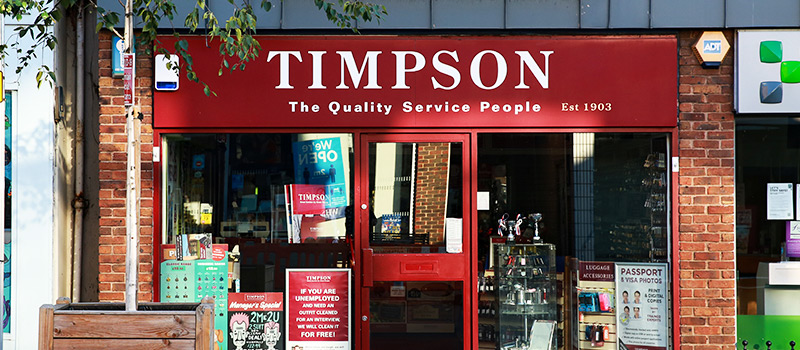 Timpson unveils 'Good News December' to combat COVID-19 woes