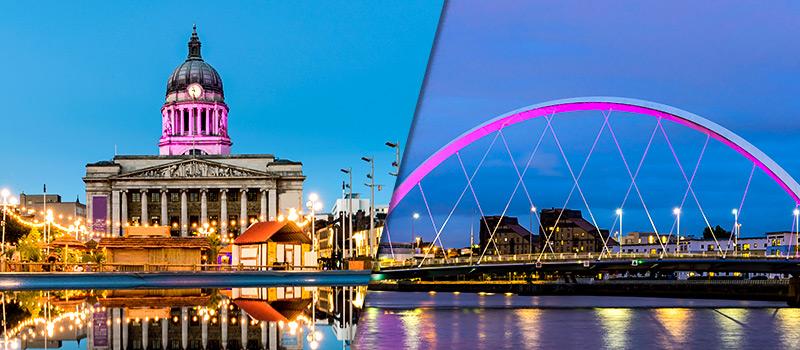 Top 10 UK cities for work-life balance