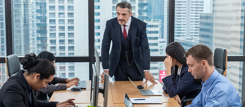 How to spot a toxic leader in an interview