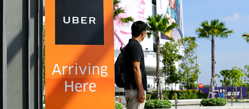 Uber drivers strike over pay and conditions