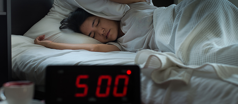 How lack of sleep may impact employee productivity