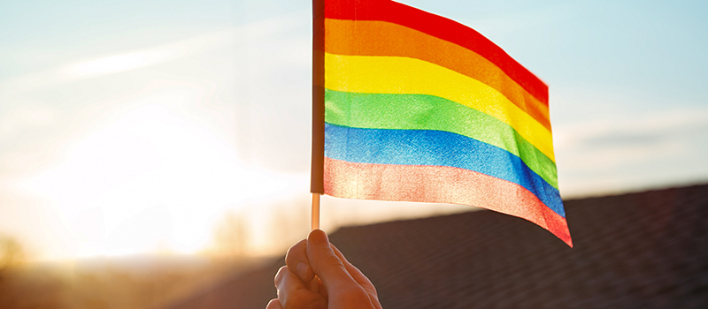 THIS firm named UK's top LGBT+ employer