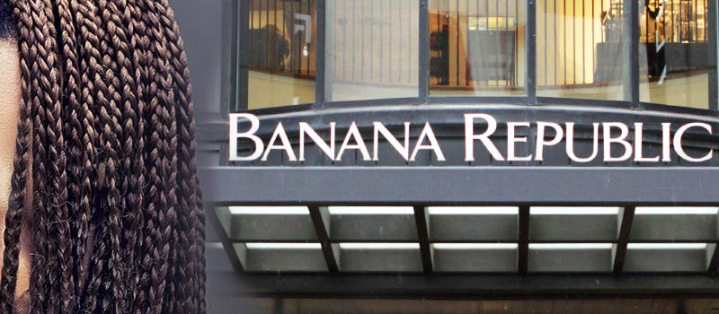 Banana Republic manager fired after calling employee's hair too 'urban'