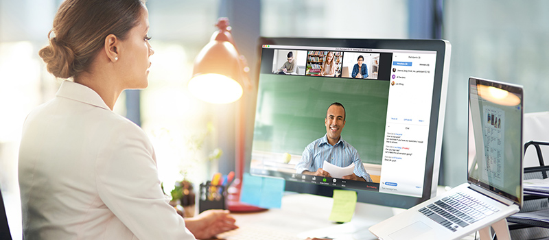Are virtual meetings a waste of time?
